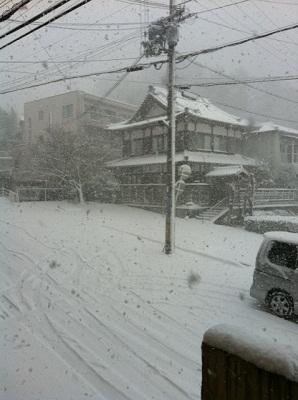 地吹雪!地吹雪!
