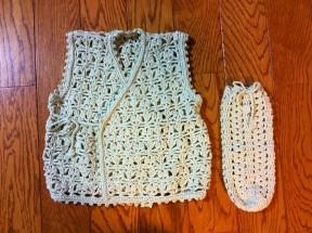 編み物なぞ夢のまた夢…