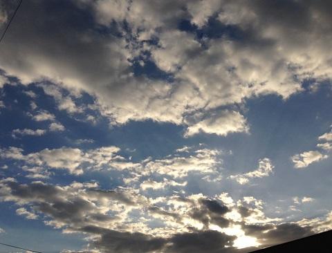 ホニャララ心と秋の空~