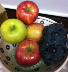 果物の見本のようです!